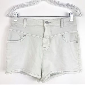 BDG Urban Outfitters Jean Shorts Super High Rise